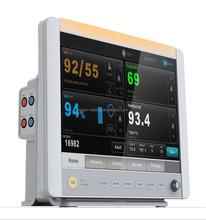Portable ambulance patient monitor