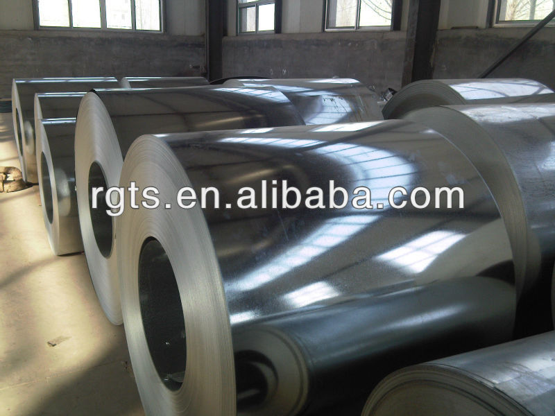 Gal/GI/ Hot dipped galvanized steel coil with ISO9001 certificate