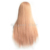 Hot selling Glueless silk top full lace wig for woman