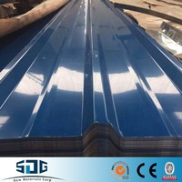 Galvanized Chequer corrugated galvanized zinc roof sheets Building Material