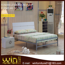 modern white wall bed with mdf from china