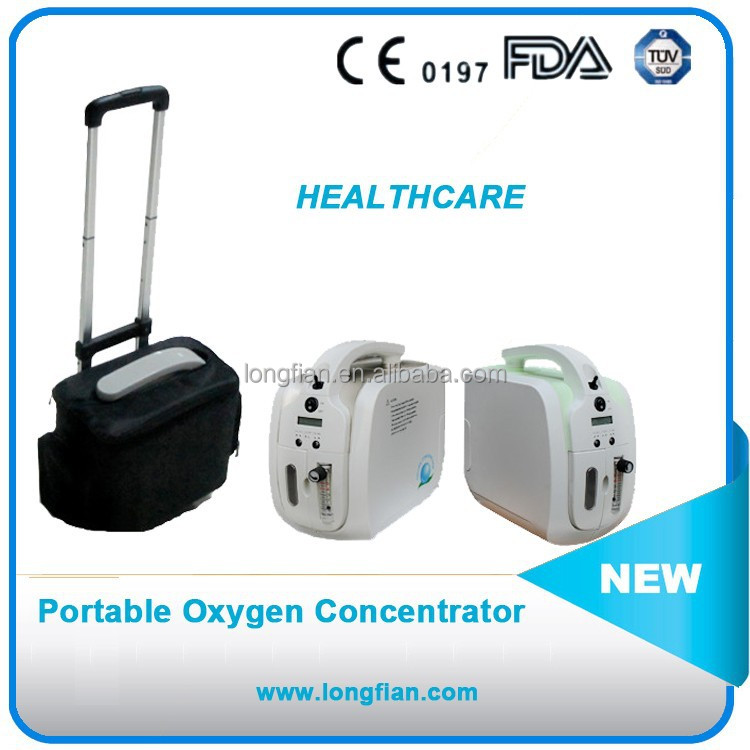 china battery operated oxygen concentrator/portable electric oxygen concentrator