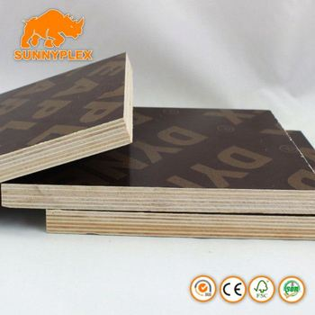 Plywood for building SUNNYPLEX