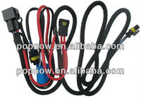 HID Relay 9004//9007/H4/H4/H13 Wire Auto Relay Harness
