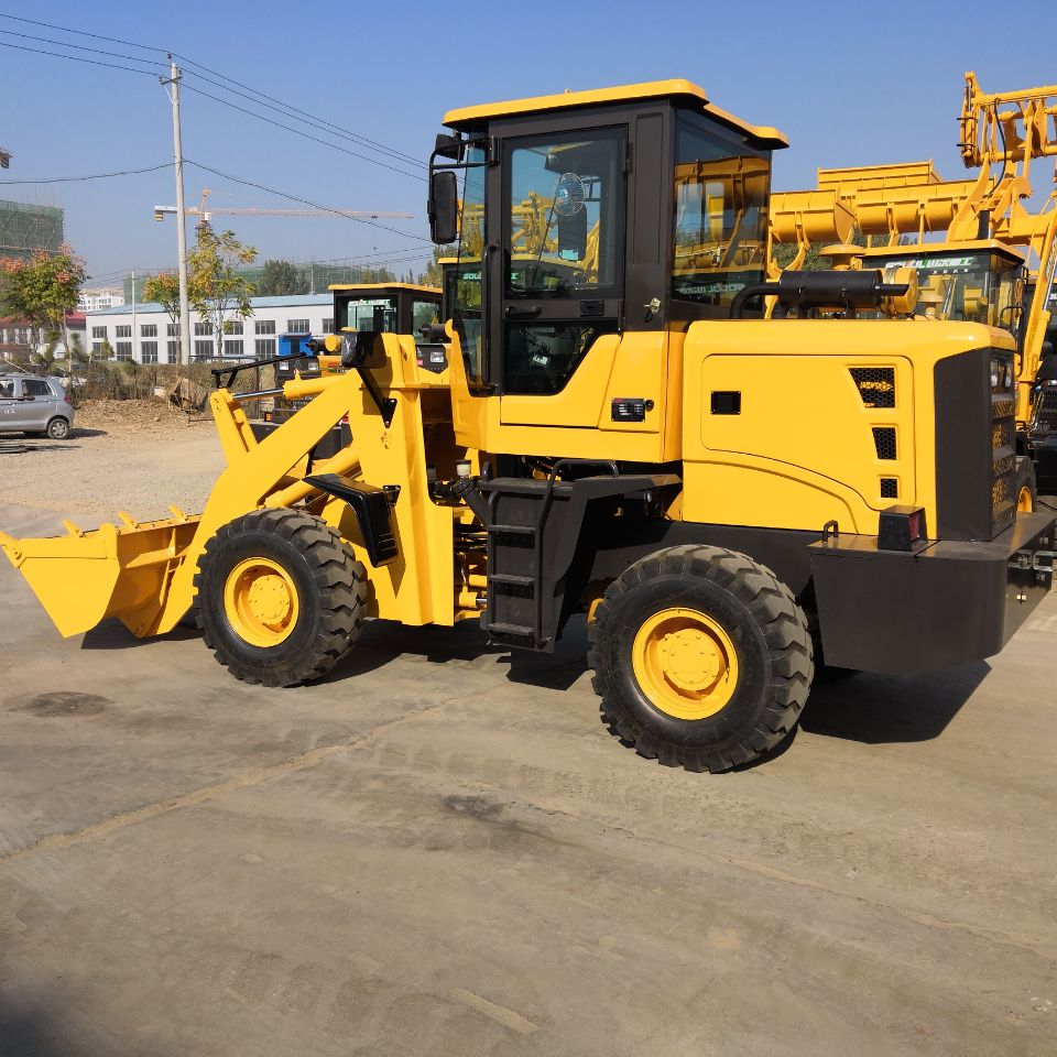 2 ton wheel loader,ZL920 loader with hydraulic pilot ,wheel loader with quick hitch for sale
