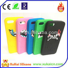 2015 New design Halloween silicone mobile phone cover for promotion
