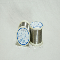 Pure nickel wire 0.025 mm np1 np2