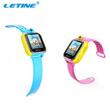 New Waterproof Popular GPS Tracker LBS SOS 3G Cell Phone Calls Wifi Android Kids Smart Watch For Baby Children