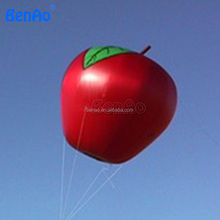 AO280 Giant Inflatable Apple Balloon/ Inflatable Fruit/ Inflatable Helium Flying Ballooon