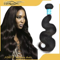 Factory Wholesale Virgin 100 Percent Human Hair Wholesale Hair For Weaving