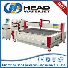 high efficient granite stone waterjet cutting equipment