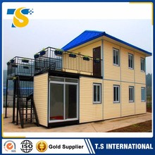 New Design Safe and stable assembled and disassembled container house