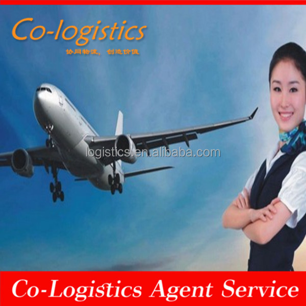 cheap air freight from China to USA shipping company freight forwarder gold supplier--Frank