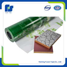 cheapest price black and white plastic surface protective film tape for aluminium profiles