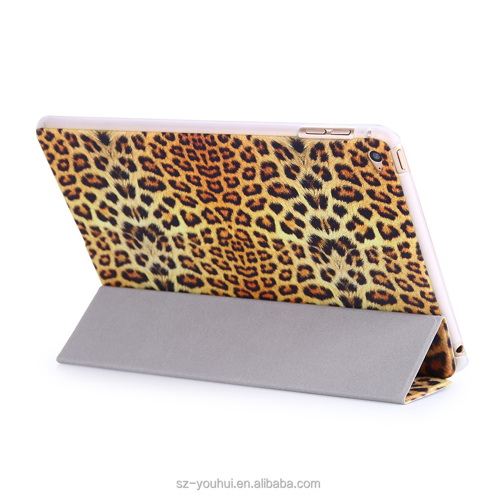 High Quality For Ipad Air Smart Printed Case Cover 2