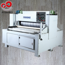 High efficiency automatic wood processing embossing machine