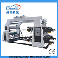 Hot sales high speed 4 colour flexo printing machine