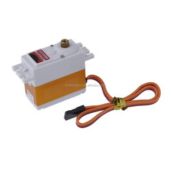 15KG Metal Torque Steering Gear energy saving servo motor
