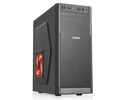 Office computer atx pc case A36