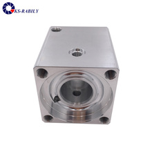 Precise Machining Air Block, Auto Spare Parts, Motor Spare Part