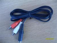 vga cable with ethernet vga rca for African Market