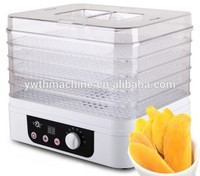 Automatic direct fired dryer machine for food fruit nuts vegetable meat fish