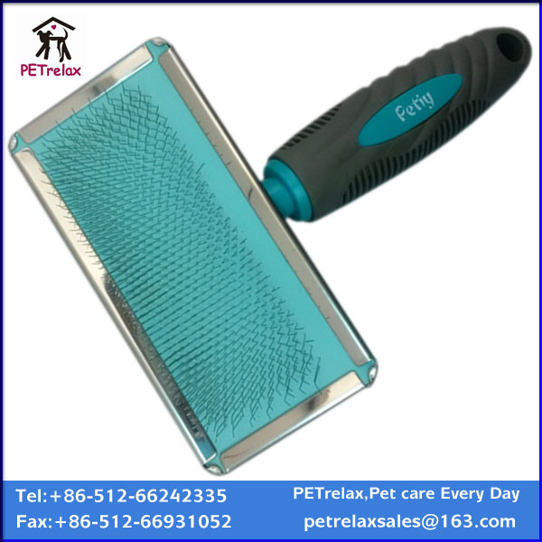 (L) PR80042-2 multifunction easy use dog grooming brush best selling well all over the world