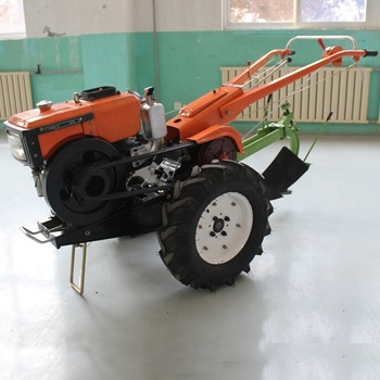 Factory direct sale 12hp changfa diesel engine walking tractor with power tiller price for farm land