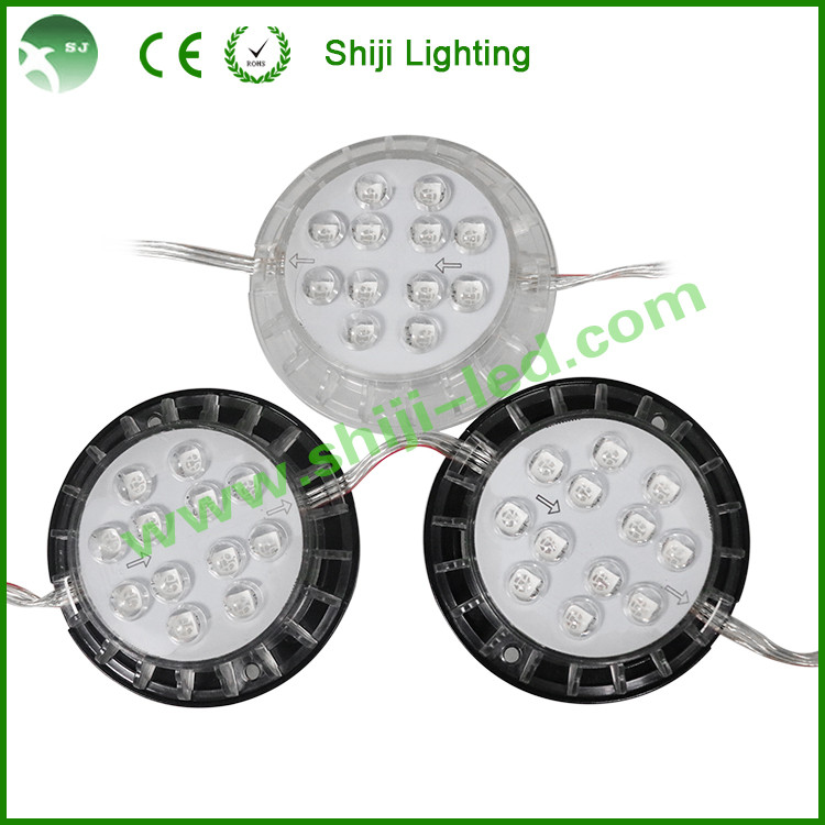 China suppliers Smd 5050 RGB led bulb addressable ceiling light pendant lighting dj booth led pixel