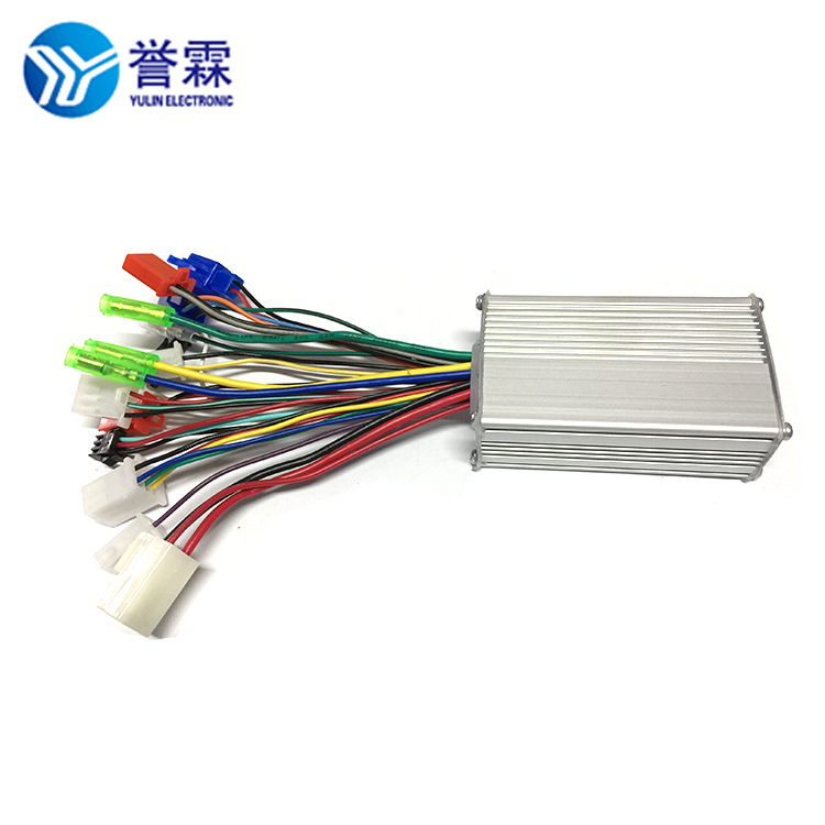 China Supplier 36v 350w brushless electric bike vehicle controller