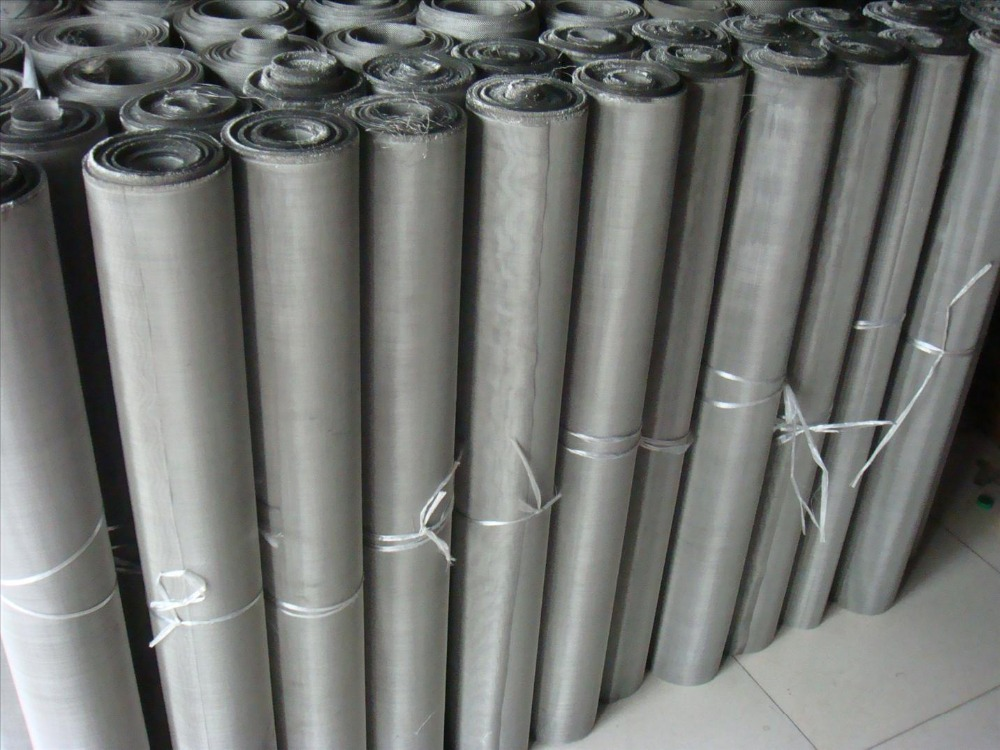 extruder stainless steel filter net