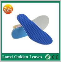 EVA foam insole spots massaging insole high shock absorbing insoles lady heightening shoe hill pads