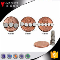 Hot Sale 2015 New Arrival N50 Strong Round Cylinder Magnet 25mm x 20mm Rare Earth Neodymium Rare Earth NdFeB