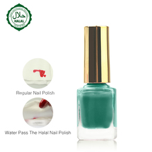 Private Label Non Toxic Permeable Kids Peel Off Water Based Breathable Halal Nail Polish