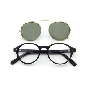 285cb3aedff4 quality acetate sunglasses Italian Designer Handmade New Model China  Factory eyeglasses frame clip on