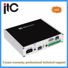 PA System IP Digital Audio System Extension Channel select terminal