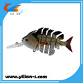 Competitive Price ODM OEM Best Quality Outdoor Fishing Tool Multi Segments Artificial Bait Hard Fishing Lure