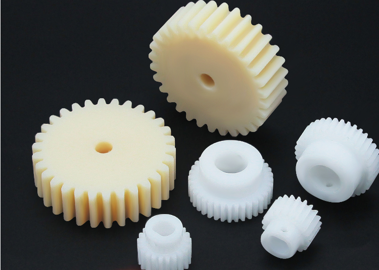 [Longya] Drawing or sample to customize non - standard plastic nylon gear