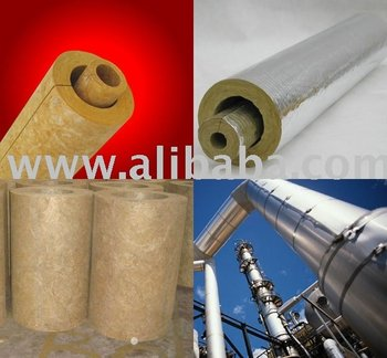 Rock Wool Glass Wool Pipe Section Buy Heat Insulation
