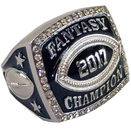 Direct Jewelry Factory Replica Championship Rings For Man Alloy Soccer Ring