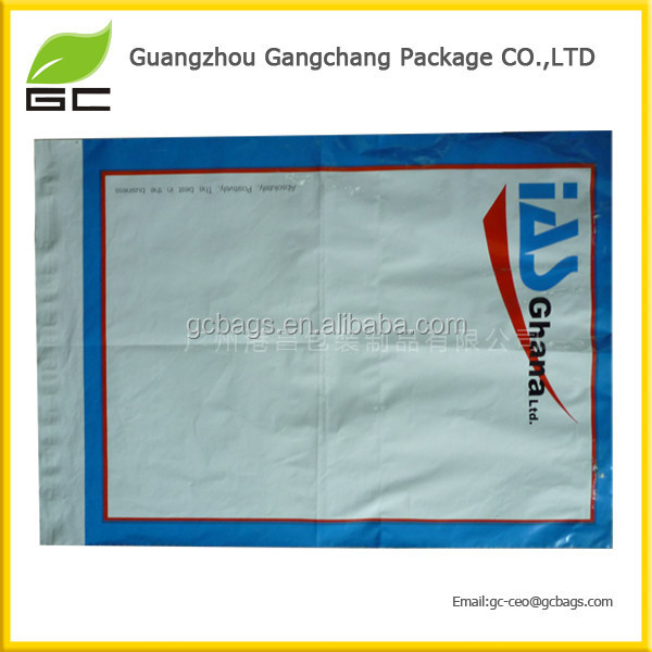 Wholesale high quality products top selling custom postage courier mail bag