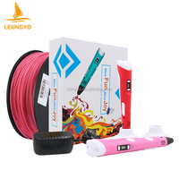 2016 New China Factory Supplies 3D Printer Filament With High Quality 3D Pen