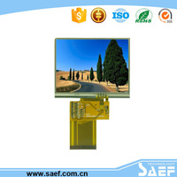 3.5 inch LCD display with touch screen smart phone LCD and use industry
