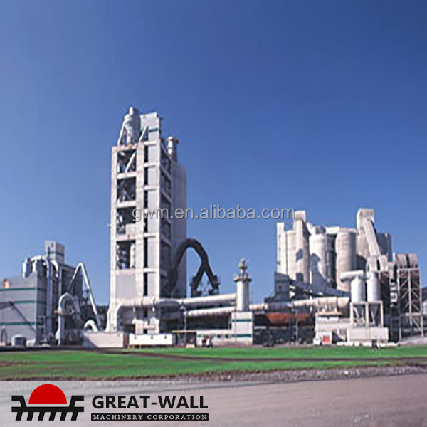 Potland Cement Plant, Cement Clinker Production