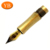 Custom Brass Pen Tip Fiber Nib