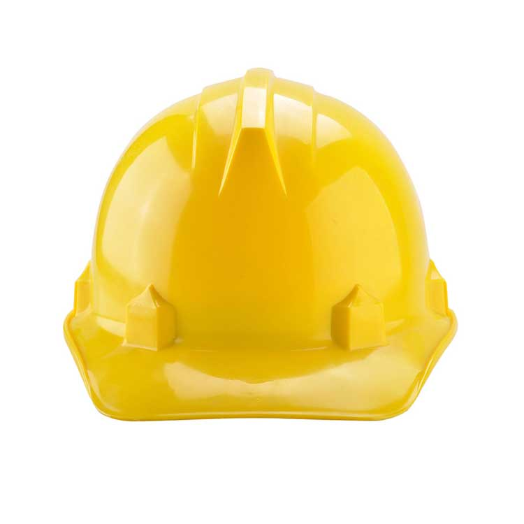 ABS material ratchet construction work safety helmet from china