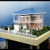 Architecture Model Real Estate Model Villa