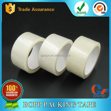 Free Samples Acrylic Adhesive Jumbo Roll Bopp Tape for Packing Application