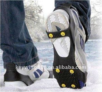 Hot!!! Silicone rubber snowshoes crampons