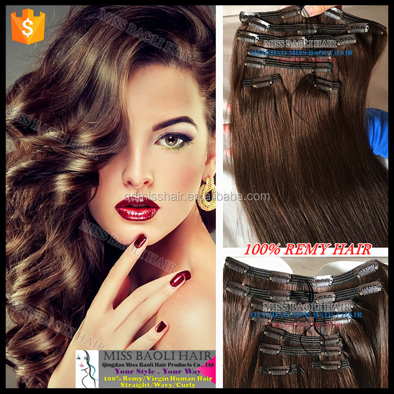 2017 Best Selling 100% Remy Human Hair women hair extentions